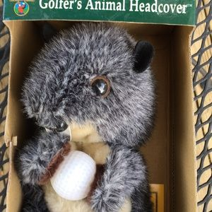 Gophers Animal Golf Cover